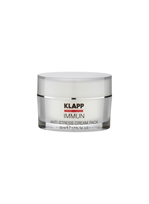 Klapp IMMUN Anti-Stress Cream Pack 50 Ml Renksiz